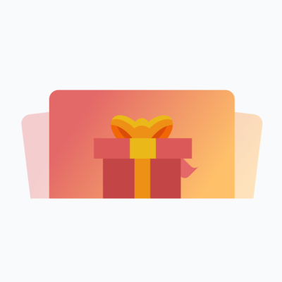 Gift card - Give the gift of books for special occasions