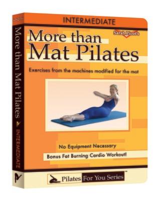 More Than Mat Pilates- Intermediate DVD