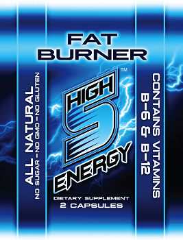 High 5 Energy Fat Burner Free Sample (Contains 2 Capsules)
