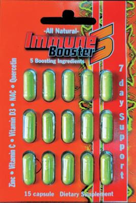 Immune 5 Booster