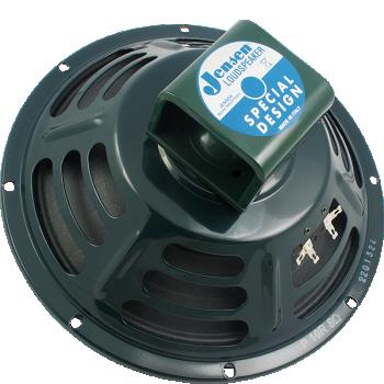 "Jensen P10R AlNiCo 10"" speaker, 25 watt 8 ohm"