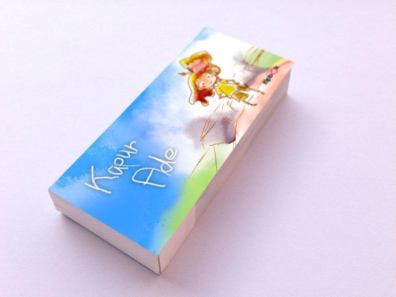 Flipbook Kapur Ade/Little Sister's Chalk
