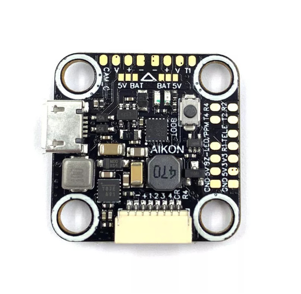 Aikon F42020 F4 20x20 Flight Controller (6S capable)
