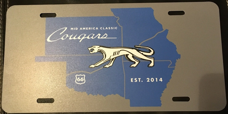 MACC License Plate