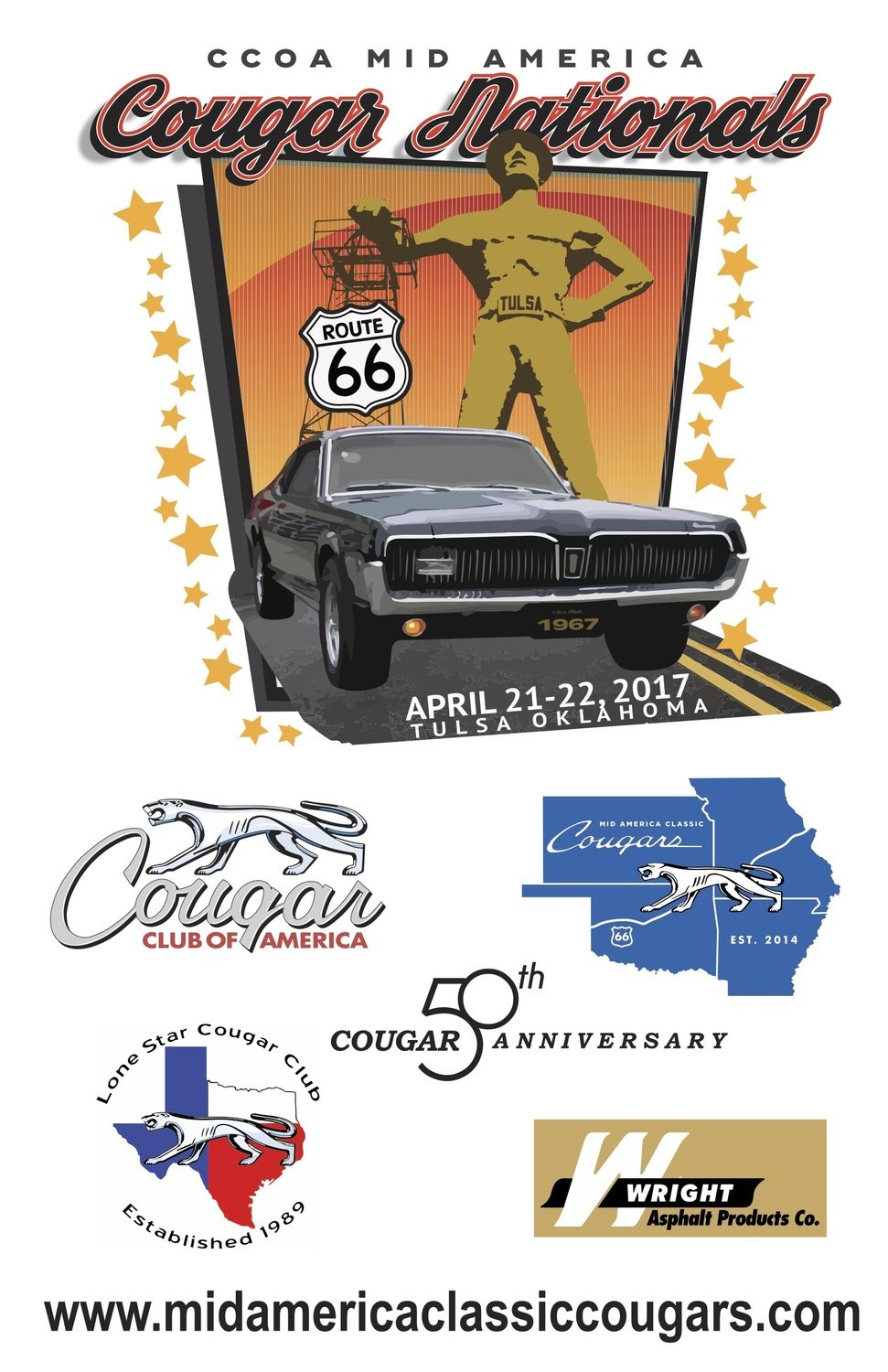 National Show Poster
