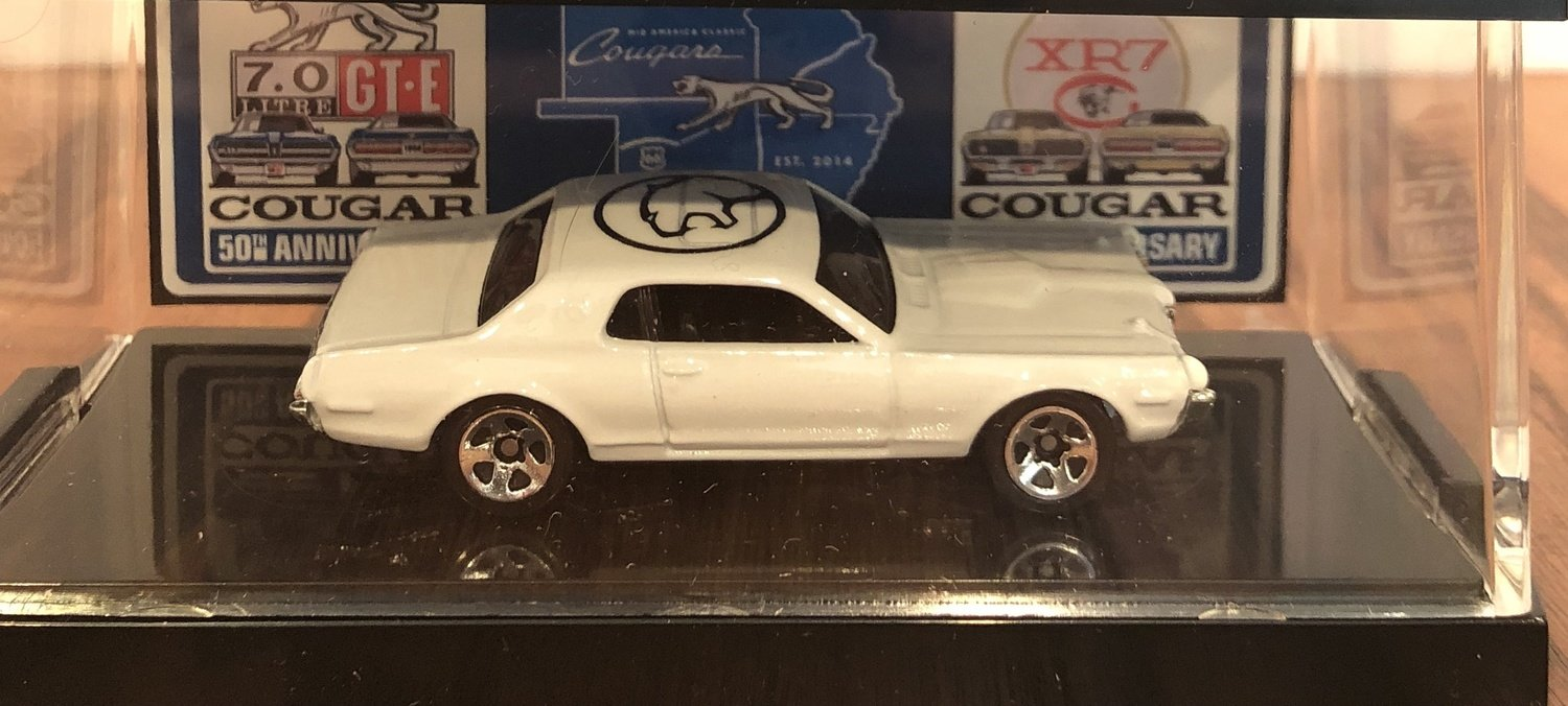 2018 MACC Commemorative Diecast (White)