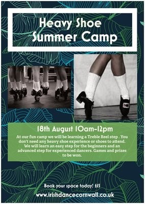 Heavy Shoe Summer Camp