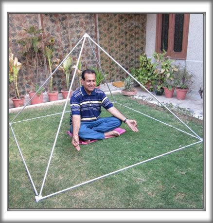 Pyramiden Set Cheops für Meditation und...