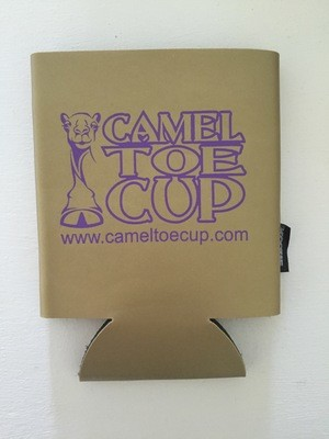 The Camel Toe Cup Koozie
