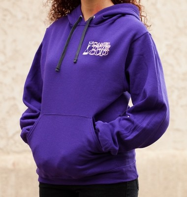 The Camel Toe Cup Purple Hoodie