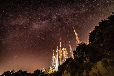 Mount Wilson Milky Way