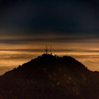 Mount Wilson Towers