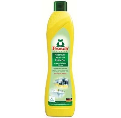 Чистящее молочко Frosch (Фрош) Лимон 500мл