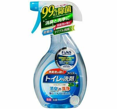 Средство моющее для туалета DAIICHI FUNS с ароматом мяты 380мл