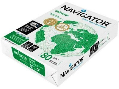 Офисная бумага NAVIGATOR Universal А4 класса A+ 500 листов
