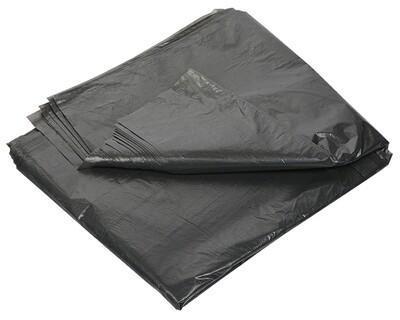 Суперпрочные ЭКО мешки для мусора в пластах 120 литров