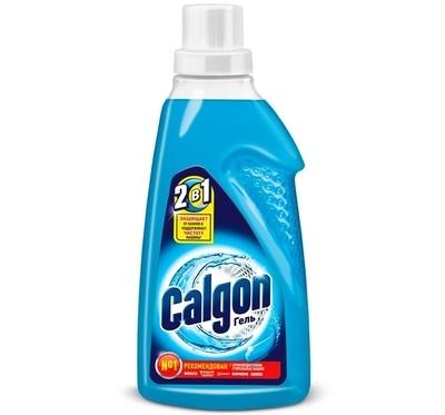 Гель для cмягчения воды и предотвращения образования накипи 2в1 Calgon (Калгон) 750мл