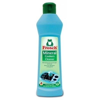 Минеральное чистящее молочко Frosch (Фрош) Mineral Cookers Cleaner 250мл