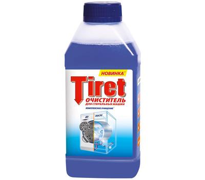 Очиститель для стиральных машин Tiret (Тирет) 250мл