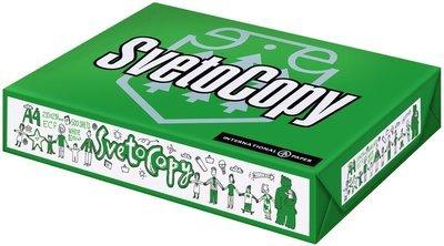 Офисная бумага SvetoCopy А4 класса C 500 листов