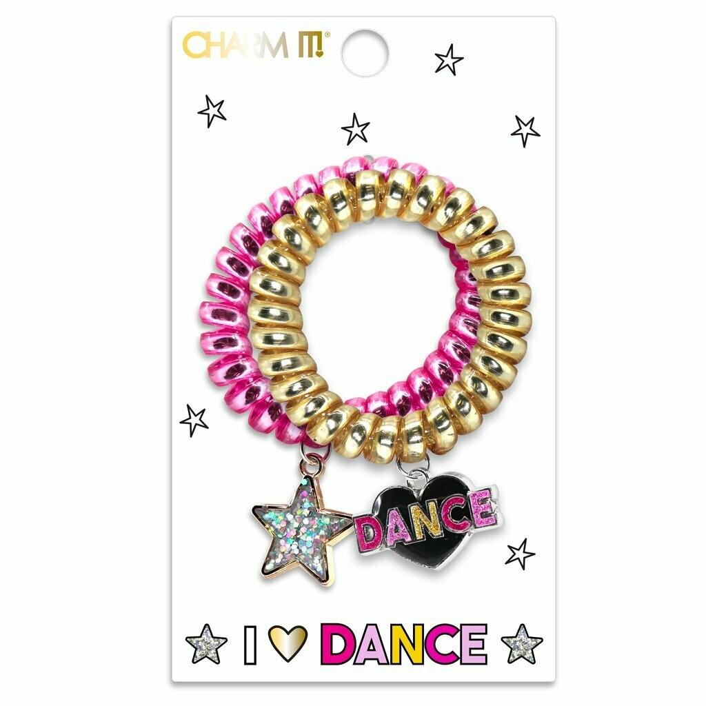 Charm It Coil DanceDuo Bracelets
