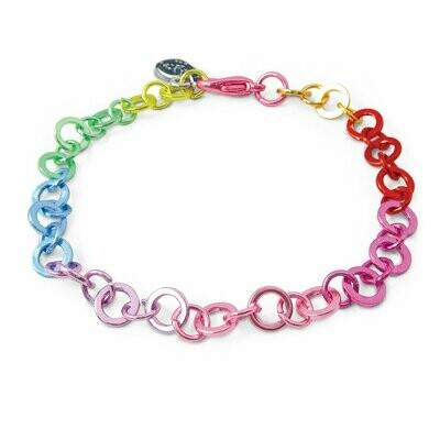 Charm It Rainbow Bracelet