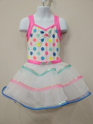 Polka Dot Costume