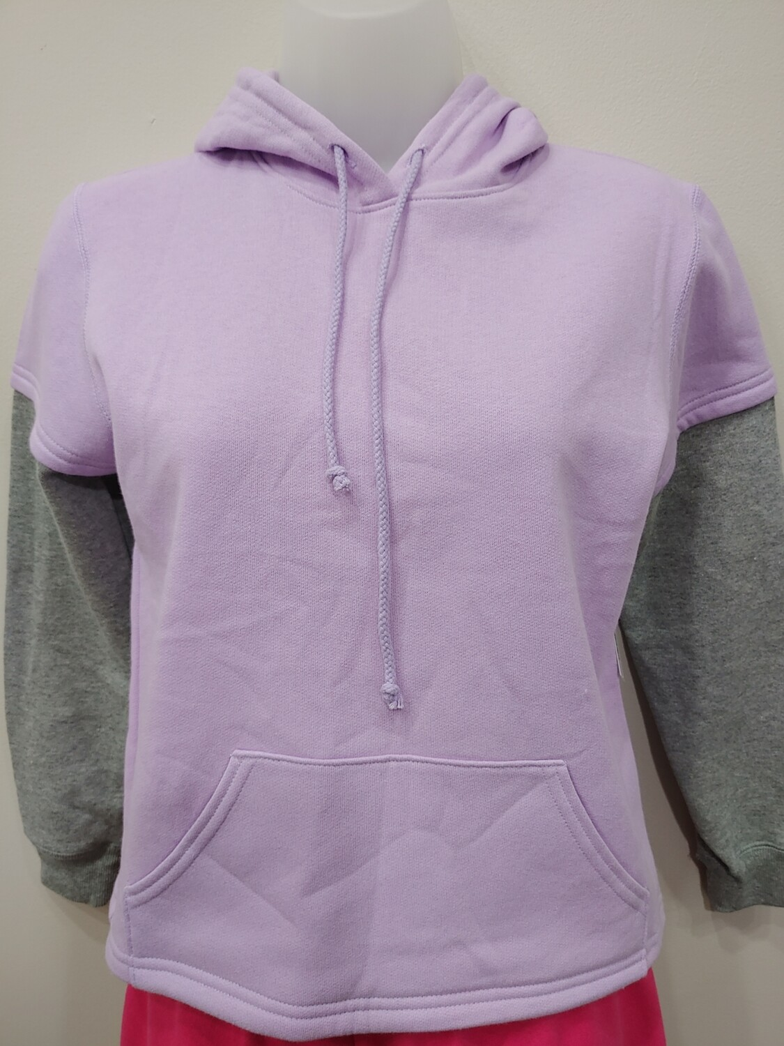 Purple & Grey Rag Doll Sweatshirt