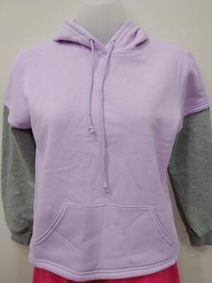 Purple & Grey Rag Doll Sweatshirt