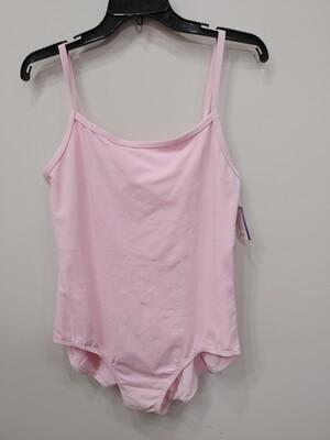 Pink Cami Leotard