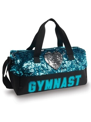 Gymnast Sequin Bag