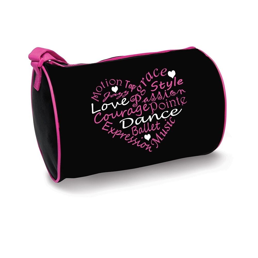 Dance Words = Heart Dance Bag