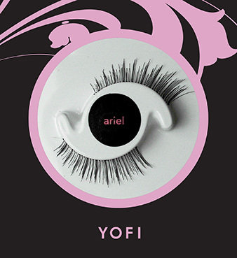 YOFI Fair False Eyelashes