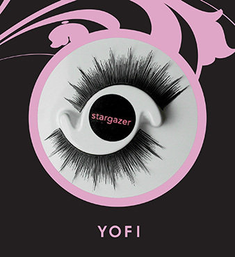 YOFI Thick False Eyelashes