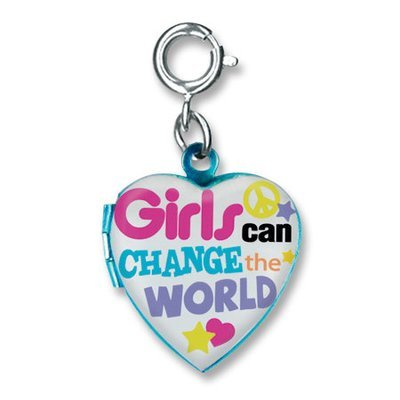 CHARM IT! Girls Can Change