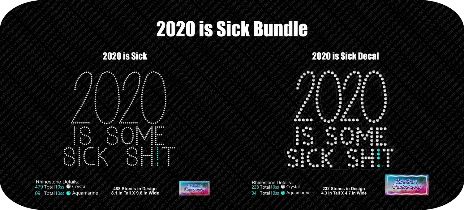 2020 is Sick Bundle