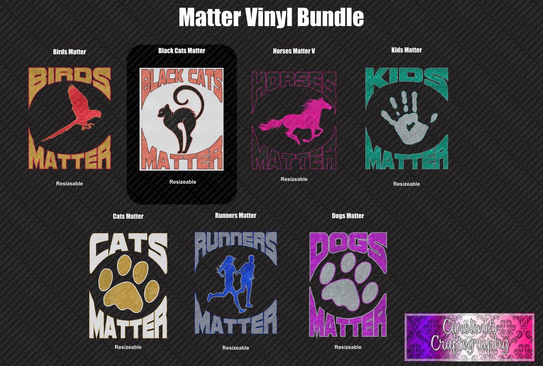 Matter Vinyl Bundle