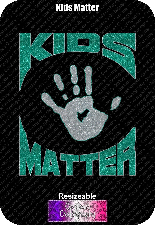 Kids Matter Vinyl