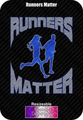 Runners Matter Vinyl
