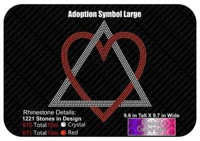 Adoption Symbol Large