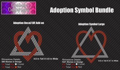 Adoption Symbol Bundle
