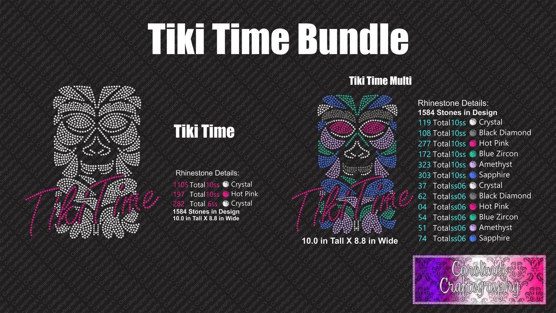 Tiki Time Stone Bundle