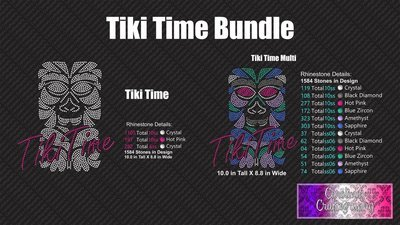 Tiki Time Stone Bundle