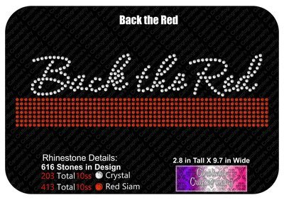 Back The Red Stone