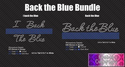 Back The Blue Stone Bundle