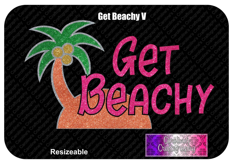 Get Beachy Vinyl