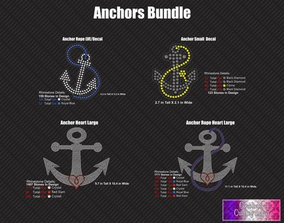 Anchors Bundle Stone