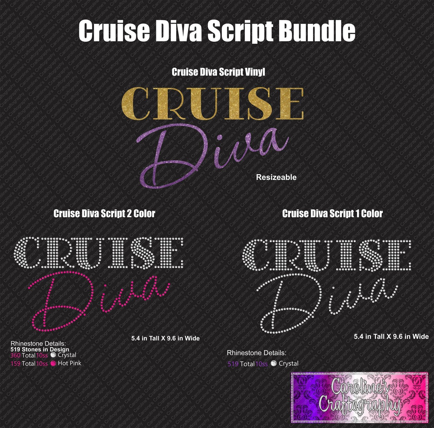 Cruise Diva Script Bundle