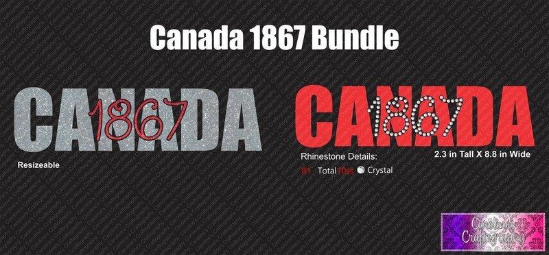 Canada 1867 Bundle