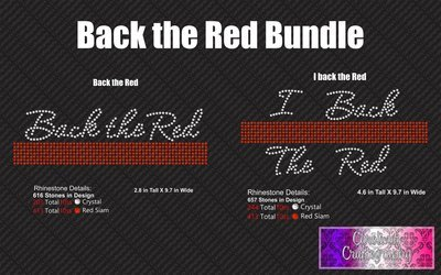 Back The Red Stone Bundle